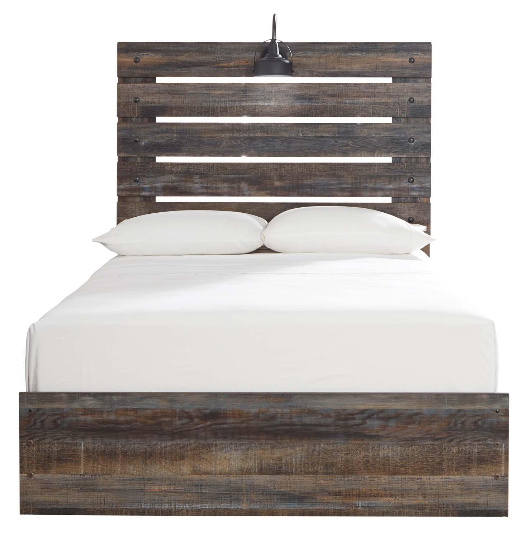 Drystan   Multi 3 Piece Bed Set (Full)