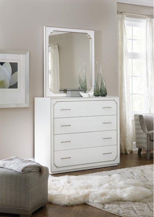 Bedroom Modern Romance Four-Drawer Bureau