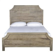 Francesca Bed Queen VintageTaupe