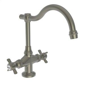 Gun Metal Prep/Bar Faucet