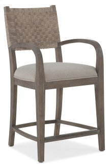 Dining Room Miramar Carmel O'Keefe Counter Stool