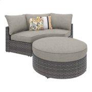 Spring Dew - Gray 2 Piece Patio Set Product Image