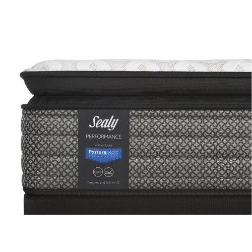 Response - Performance Collection - Johanne - Plush - Euro Pillow Top - Twin