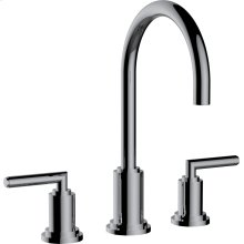 Moda Widespread Lavatory Set in Polished Chrome