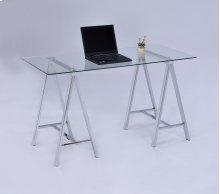 Glass Writing Desk
