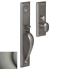 Antique Nickel Cody Full Escutcheon Trim