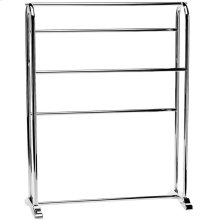 Chrome Plate Towel stand
