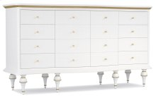 Bedroom Mystique Nine-Drawer Dresser