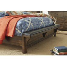 K/CK UPH Bench Footboard