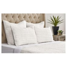 Heirloom Ivory Quilt 3Pc Queen Set