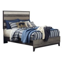 Micco - Multi 3 Piece Bed Set (Full)