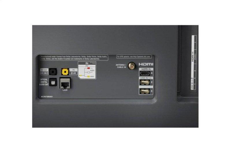 C8AUA 4K HDR Smart OLED TV w/ AI ThinQ® - 65'' Class (64 5'' Diag)