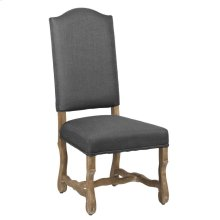 Jasper Side Chair Steel