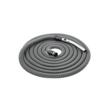 Standard hose, Central Vacs, 32 Feet long in Dark Gray