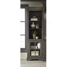 Left Side Pier Unit - Storm Gray Finish