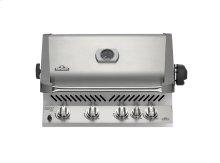 Prestige 500 built in natural gas grill head