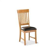 Family Dining Slat Back Side Chair