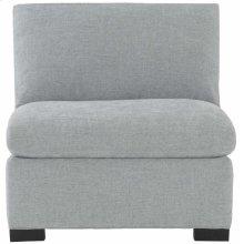Serenity Armless Chair in Mocha (751)