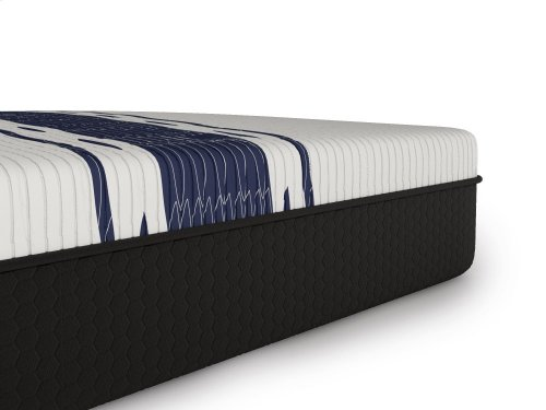 """Dr. Greene - 11.5"""" Graphite Foam Hybrid - Bed in a Box - Firm - Hybrid - Tight Top - Cal King"""