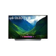 C8PUA 4K HDR Smart OLED TV w/ AI ThinQ® - 55'' Class (54.6'' Diag)