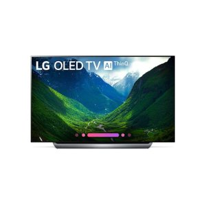 LG ElectronicsC8PUA 4K HDR Smart OLED TV w/ AI ThinQ® - 55'' Class (54.6'' Diag)