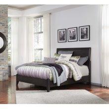 Daltori - Black 2 Piece Bed Set (Queen)