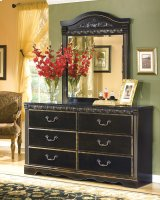 Coal Creek - Dark Brown 2 Piece Bedroom Set Product Image