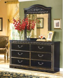 Coal Creek - Dark Brown 2 Piece Bedroom Set