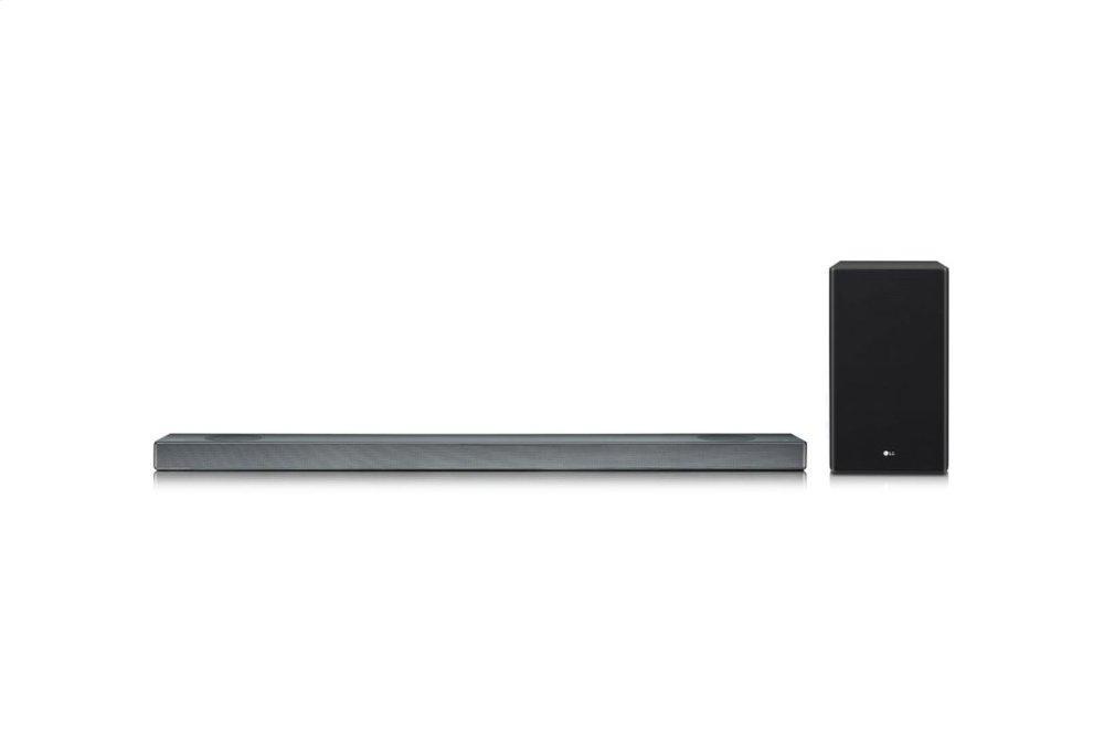 LG AppliancesLg Sl9y 4.1.2 Channel 500w Sound Bar W/ Meridian Technology & Dolby Atmos