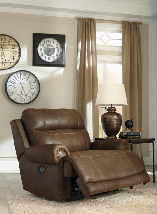 Zero Wall Power Wide Recliner