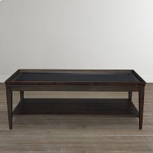 Commonwealth Rectangular Cocktail Table