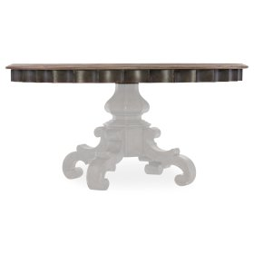Dining Room Arabella 60in Round Pedestal Dining Table Top