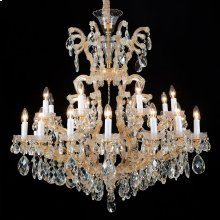 La Scala 25 Light Chandelier