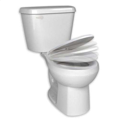 Complete HET Elongated Toilet - 1.28 gpf - White