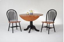Drop Leaf Pedestal Table