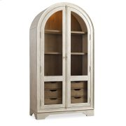 Dining Room Sunset Point Display Cabinet Product Image