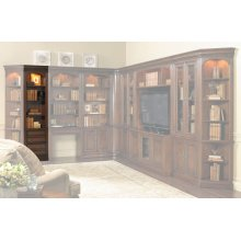 Home Office European Renaissance II 22'' Wall Storage Cabinet
