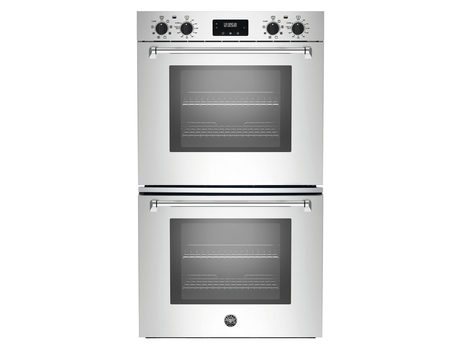30 Double Convection Oven Stainless  STAINLESS