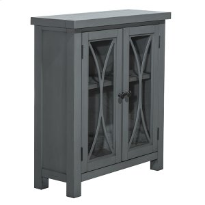 Hillsdale FurnitureBayside 2 Door Cabinet - Robin's Egg Blue