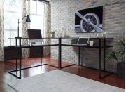 Home Office Corner Desk Product Image