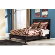 Zanbury - Merlot 2 Piece Bed Set (Queen)
