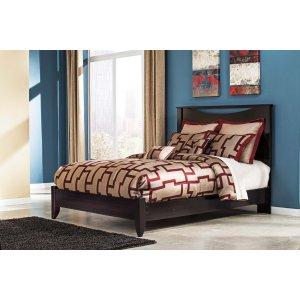 Ashley Furniture Zanbury - Merlot 2 Piece Bed Set (Queen)