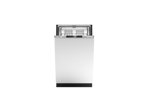 18 Panel Ready Dishwasher 8 settings 49dB Stainless