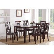 7-pcs Dining Set Product Image