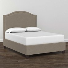 Custom Uph Beds Vienna Twin Arched Bed