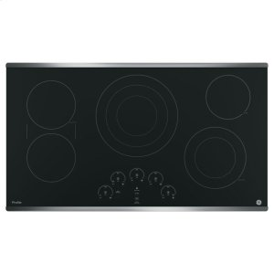 "GE ProfileGE PROFILEGE Profile™ 36"" Built-In Touch Control Cooktop"