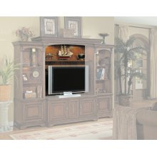 Home Entertainment Brookhaven Back Panel