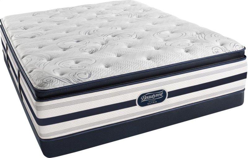 Southerland Mattress Additional Beautyrest - Recharge - Briana - Plush - Pillow Top - Cal ...