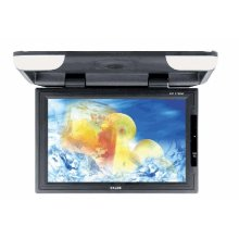 "17"" Wide Screen LCD Monitor With IR Transmitter"