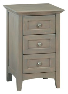 FST Small 3-Drawer McKenzie Nightstand